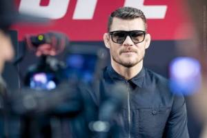 UFC: Michael Bisping looks back on favorite moments from his UFC career - Michael Bisping