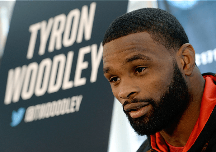 UFC: Tyron Woodley opens up about the offer he got from Jon Jones for Colby Covington fight - Tyron Woodley