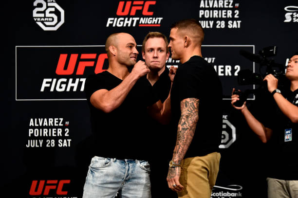 UFC on Fox 30 Alvarez vs. Poirer 2 - Play By Play Updates & Live Results -