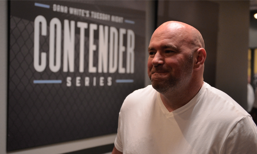 UFC: Dana White feels the UFC's ESPN deal will help fighters promote themselves - ufc