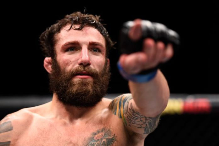 UFC: Michael Chiesa fined 30% of his fight purse - Chiesa