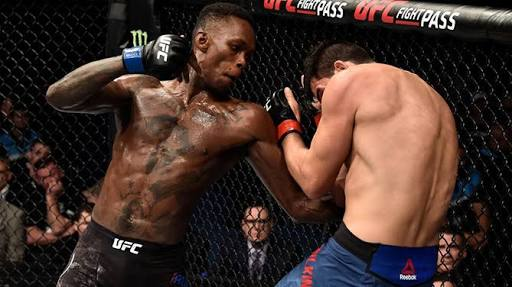 UFC: Israel Adesanya discusses early weigh-ins, Yoel Romero, and facing Darren Till in the future - Israel Adesanya