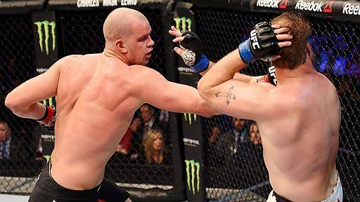 UFC: Stefan Struve recalls his bloody war at UFC Cologne, wants to be victorious at UFC Hamburg - Stefan Struve