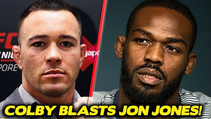 UFC: Colby Covington accuses Jon Jones of bribing USADA to score early UFC return - Covington