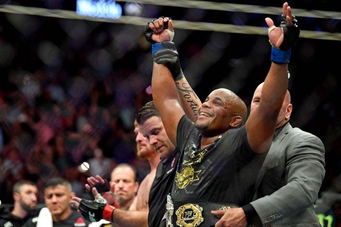 UFC: Daniel Cormier reveals he felt much faster at heavyweight despite the extra weight - Daniel Cormier