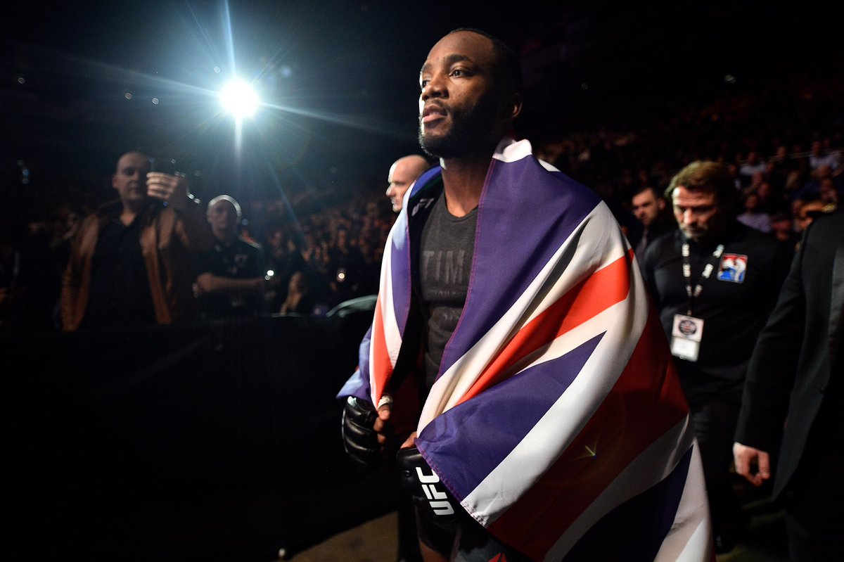 UFC: Leon Edwards says he's not 'hanging everything' on Jorge Masvidal, calls for fights with Rafael dos Anjos and Robbie Lawler - Leon Edward