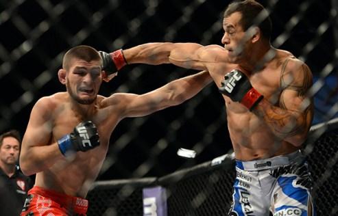 UFC Veteran Gleison Tibau becomes a free agent. -