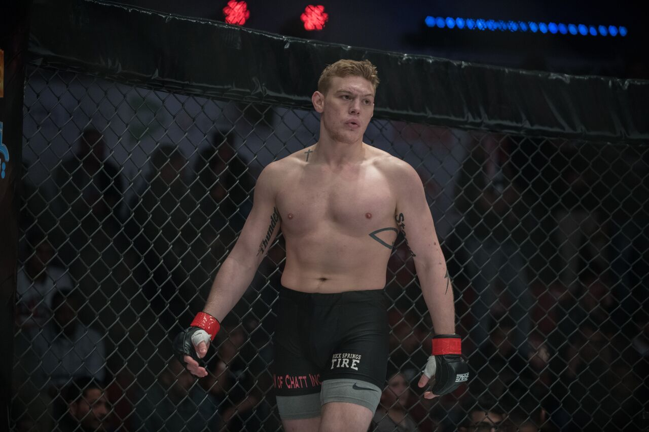 Favorite Wheeler in the fight of his life at Brave 14 - Brave 14
