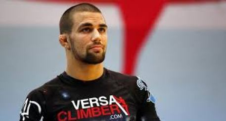 Garry Tonon isn't taking too much pressure in his MMA journey -