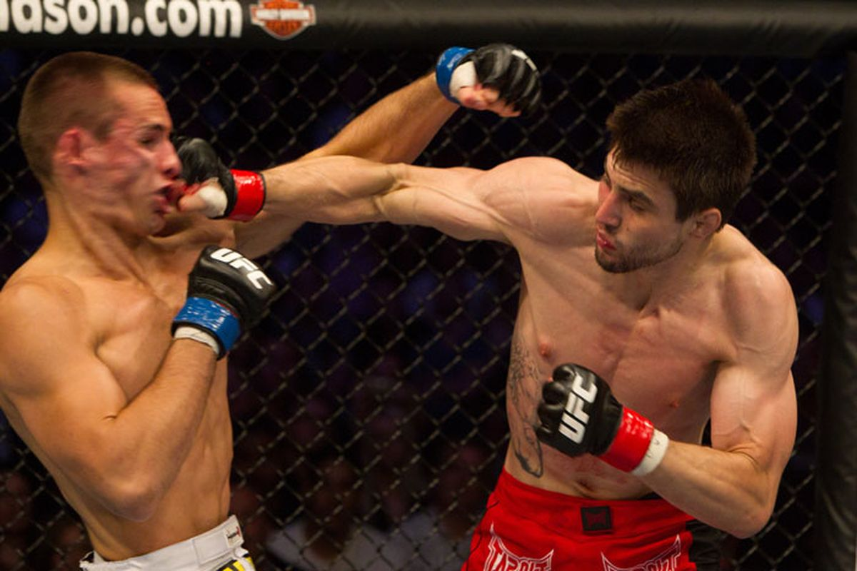 UFC: Former UFC rivals Carlos Condit and Rory MacDonald to train together - Condit