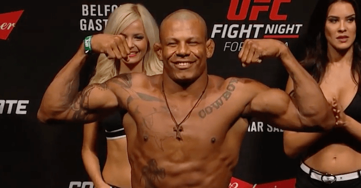 UFC Fight Night Results: Alex Oliveira Just Needed 39 secs to Spoil Carlo's UFC Debut -
