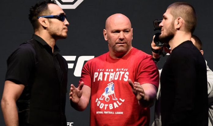 Dana White knows which fight is next for Khabib...and it's not Conor (or Floyd) - Khabib