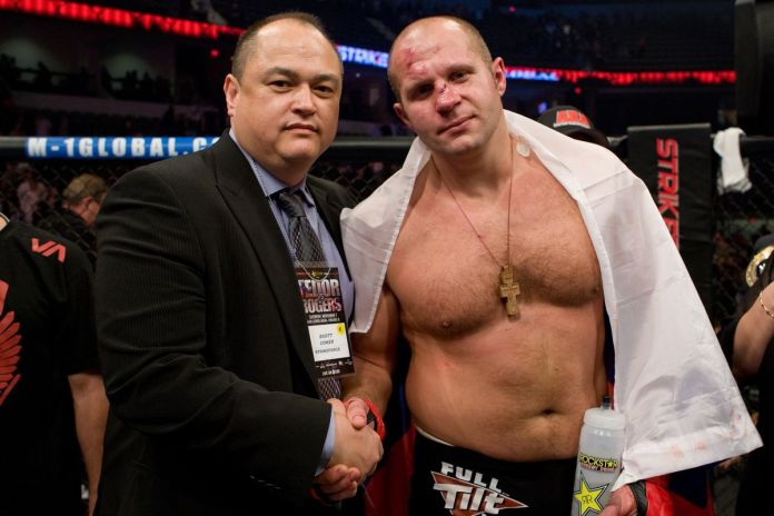 Twitter reacts to Fedor Emelianenko's victory over Chael Sonnen - Twitter