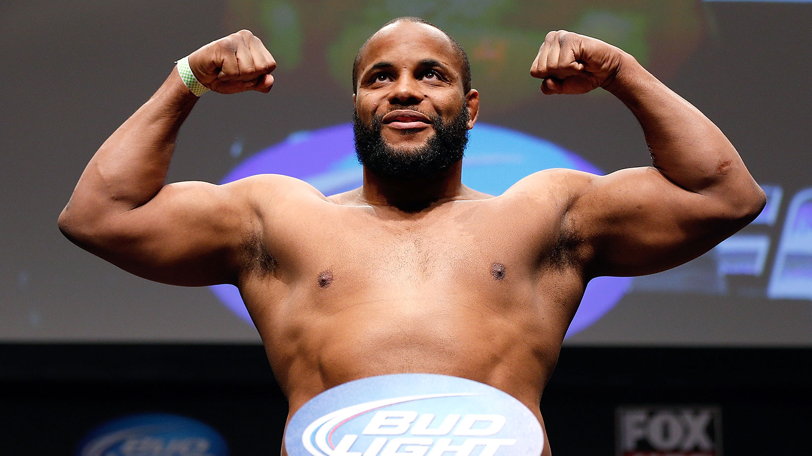 Daniel Cormier copies Tai Tuivasa; does a Shooey on live television! -