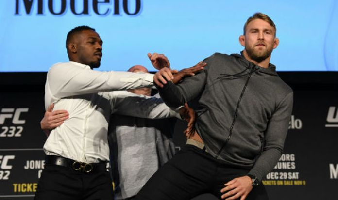 Alexander Gustafsson wants 'Swedish takeover' at UFC 232 - Gustafsson