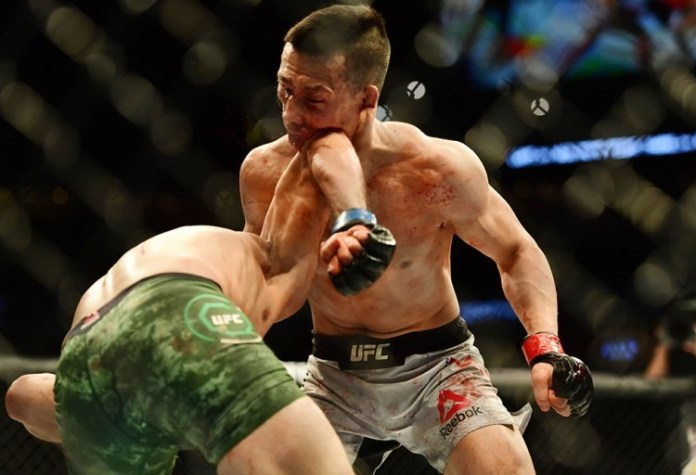 UFC: Dana White calls Yair Rodriguez's win over Korean Zombie as 'The craziest finish ever' - Yair Rodriguez