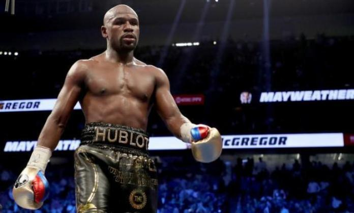 The next fight of Floyd Mayweather isn't boxing, it isn't MMA...then what is it? - Floyd Mayweather