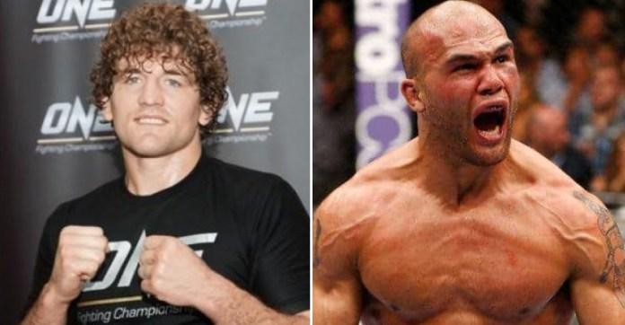 Robbie Lawler vs Ben Askren rescheduled for UFC 235 - Robbie