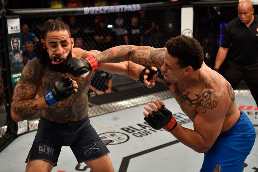 Greg Hardy's UFC debut aimed for January 2019 - Hardy