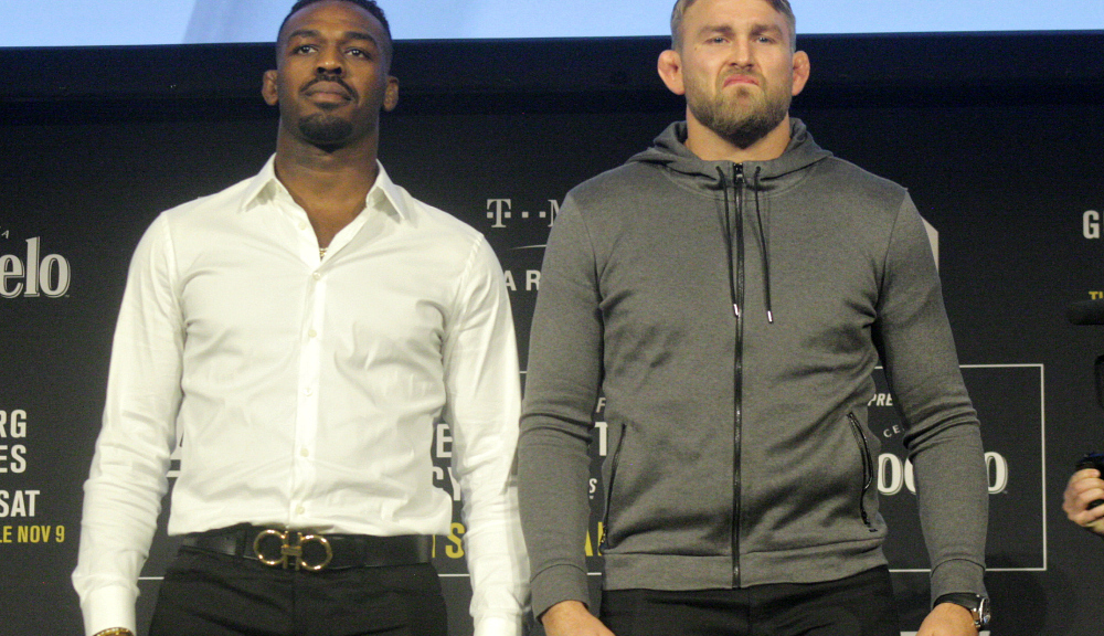 Alexander Gustafsson predicts Swedish takeover at UFC 232 - Gustafsson