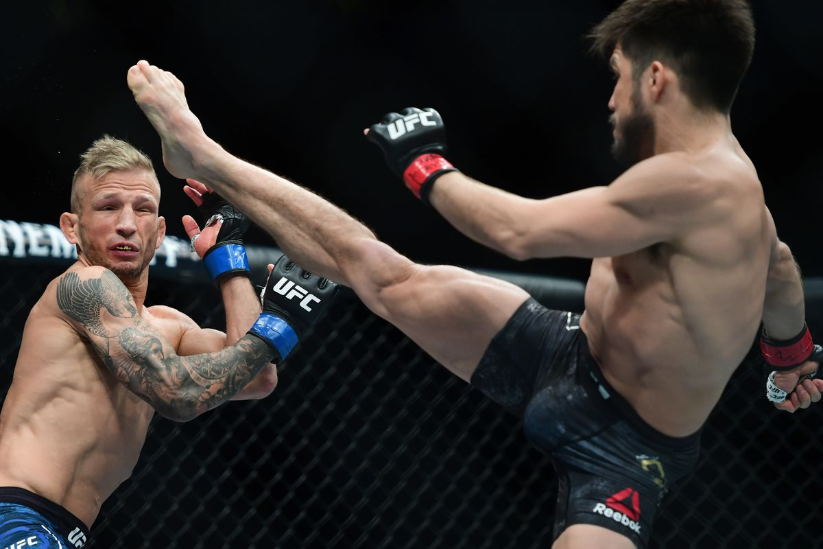 ESPN+ gains nearly 600,000 subscribers thanks to the first UFC event - Cejudo