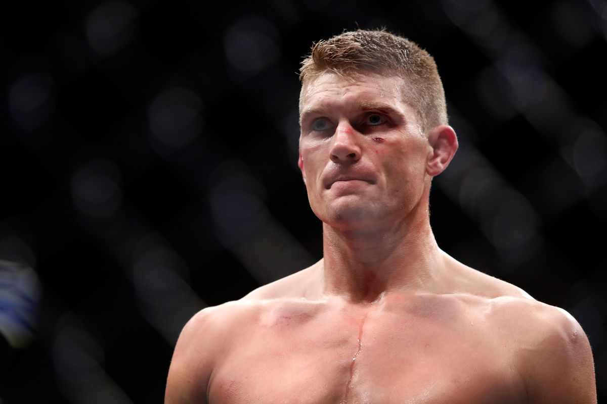 Wonderboy wants Kamaru Usman to beat Tyron Woodley - for purely selfish career reasons - Thompson