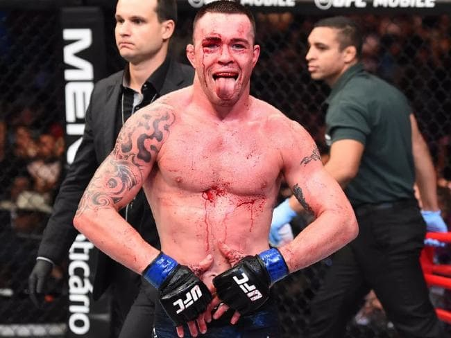 Colby Covington lifts the lid on politics in the UFC - reveals why he was passed up for Welterweight Title shot - Colby