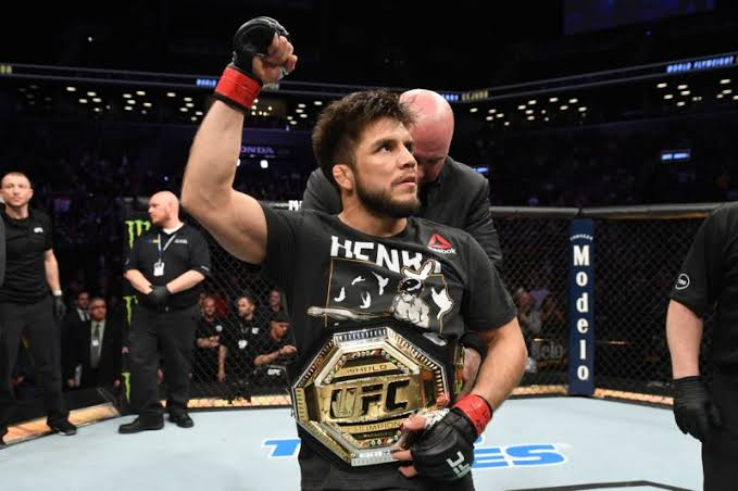 Henry Cejudo's coach feels that the TJ fight would still have ended in the same vein if allowed to go on -