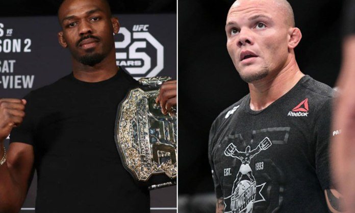 Anthony Smith ready to 'die trying' to take the UFC LHW Title off Jon Jones - Anthony