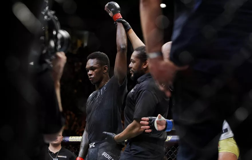UFC 234 Results: Israel Adesanya's Crafty Skills Gets Him A Unanimous Decision Win Over Anderson Silva -