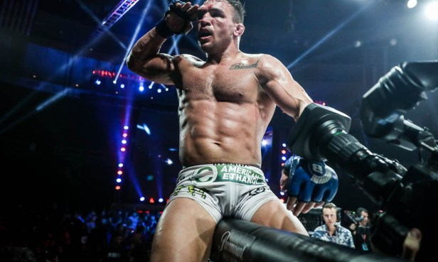 Michael Chandler vs. Patricio Freire set for Bellator 221 on May 11 - MMA  INDIA