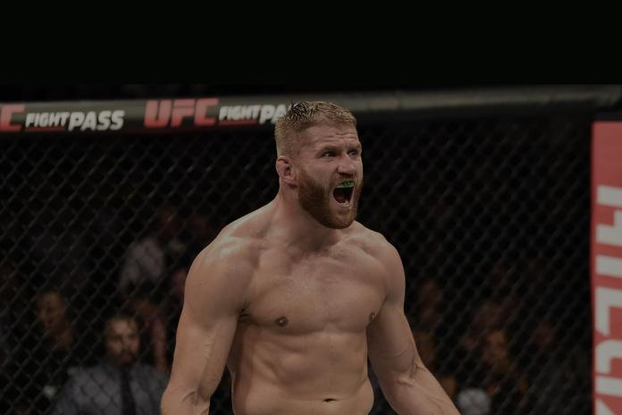 Jan Blachowicz calls out Anthony Smith, taunts him about waiting for a Jon Jones rematch - Anthony Smith