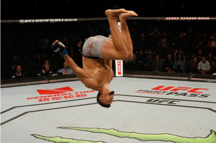 The Friday Fighter of the week: Johnny Walker -
