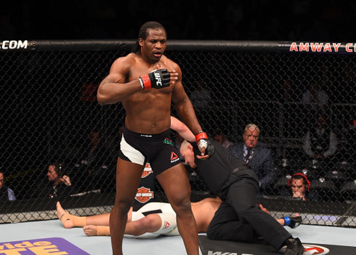 Francis Ngannou vs. Junior Dos Santos set for UFC 239 on July 9 in Las Vegas - Francis Ngannou