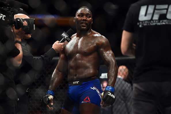 Anthony 'Rumble' Johnson claims his 'mission is complete' only when he fights Jon Jones at HW -