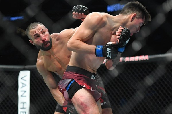UFC Fight Night 148 Results - John Makdessi Wins a Boring & Slow Paced Fight -