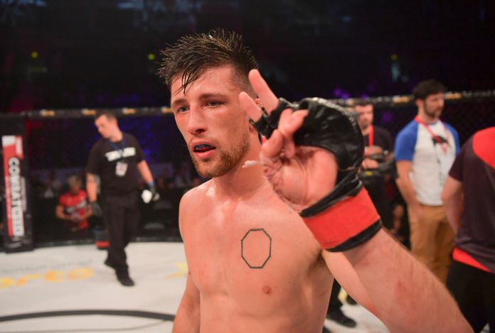 Aidan James grateful for Brave 23 spot: 'Proud to fight all over the world' -