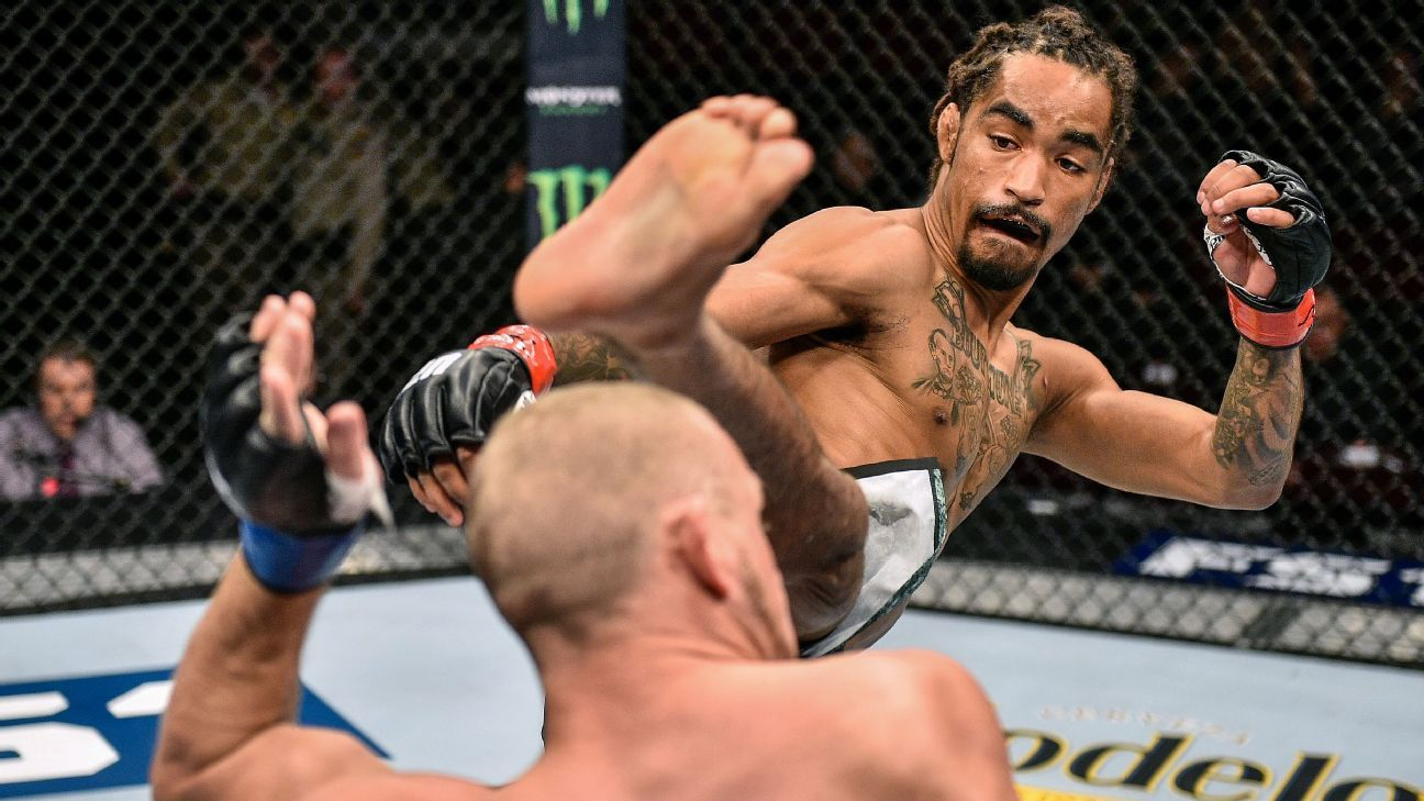 UFC Fight Night 150 Results - Roosevelt Roberts Dominates Thomas Gifford in their UFC Debut, Wins via Unanimous Decision -