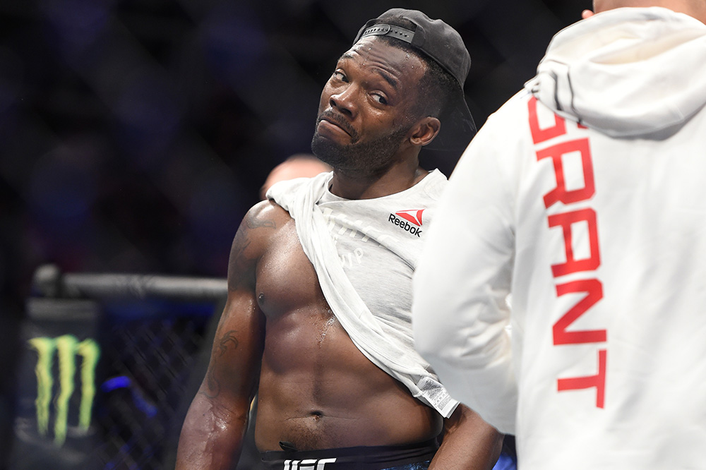 UFC 236 Results - Dwight Grant Edges Alan Jouban in a Closely Contested Fight -