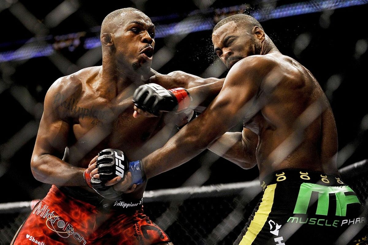 Watch: Rashad Evans reveals who is the hardest hitter he's fought -