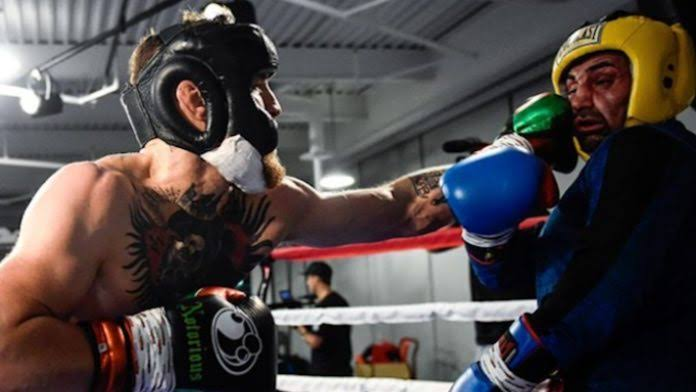 Paulie Malignaggi reveals what Conor McGregor said to him after their sparring session - McGregor