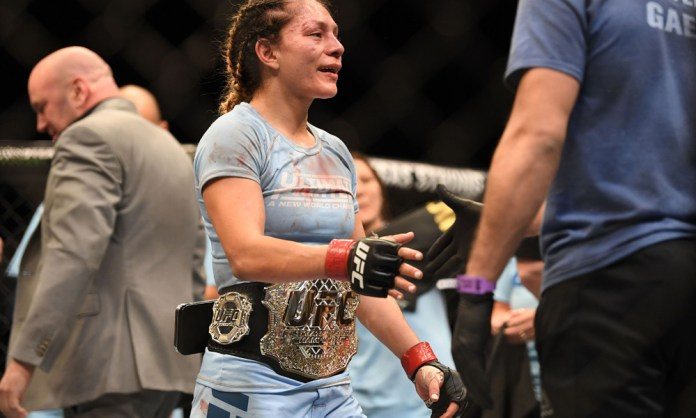 Nicco Montano, Cynthia Calvillo, Sara McMann among returning fighters for UFC Sacramento -