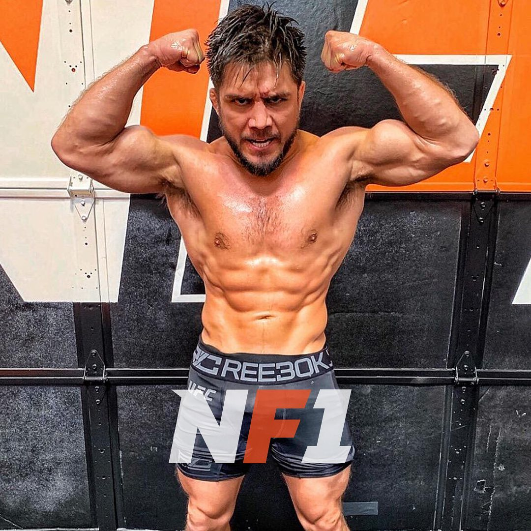 Henry Cejudo looks scary shredded ahead of UFC 238 title shot - Cejudo