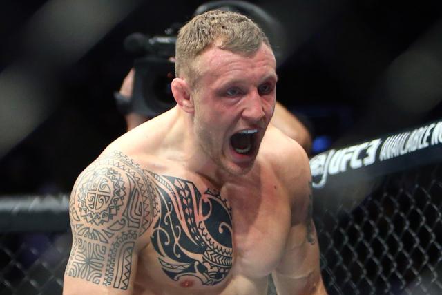 Jack Hermansson wants to headline UFC Copenhagen opposite Kelvin Gastelum - Hermansson