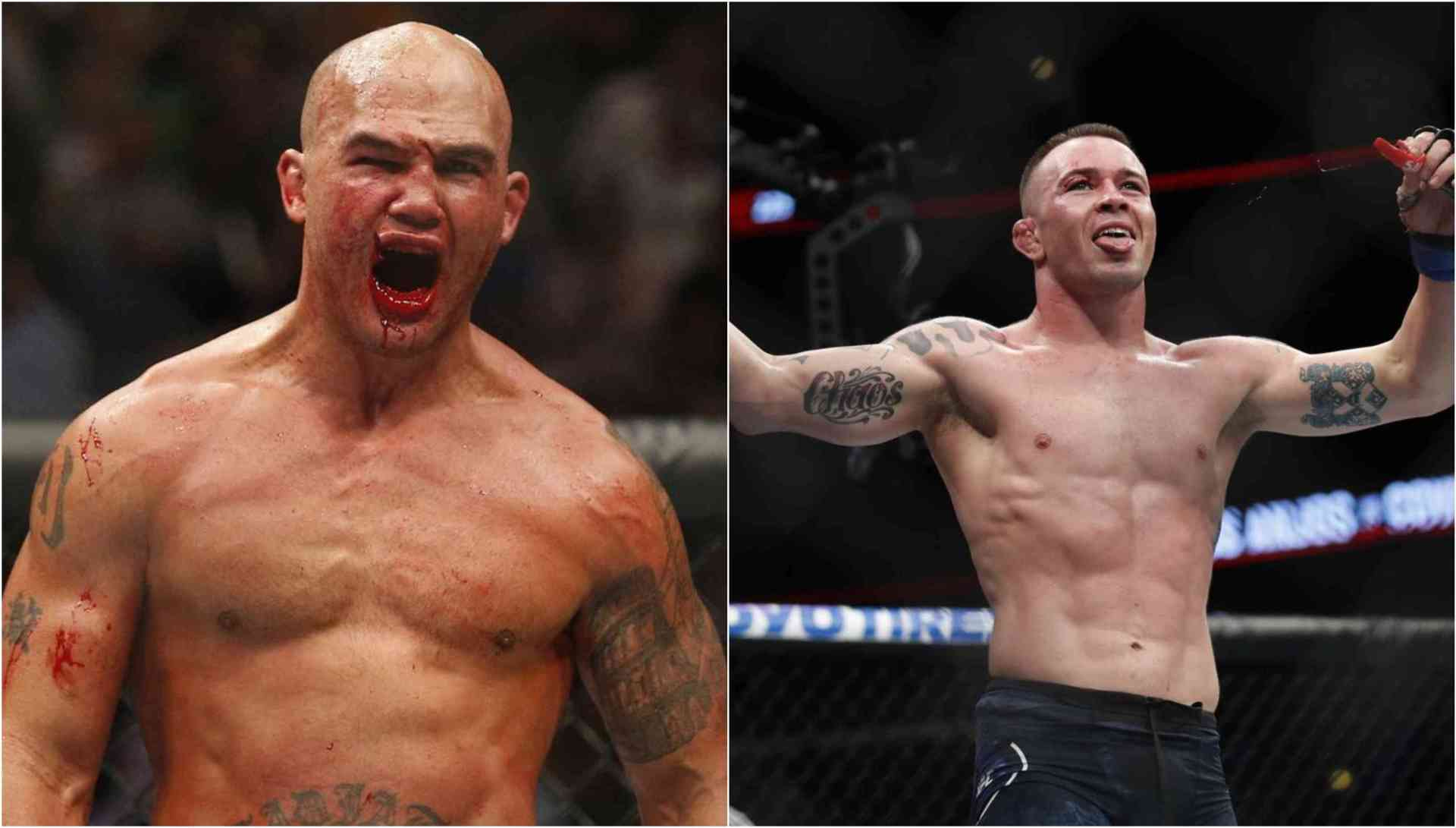 Colby Covington vs Robbie Lawler verbally agreed for UFC Fight Night 156 on August 3 - Colby