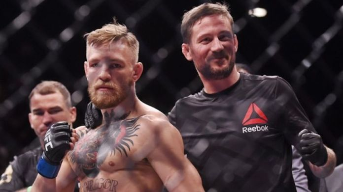 John Kavanagh speaks on Conor McGregor's future -