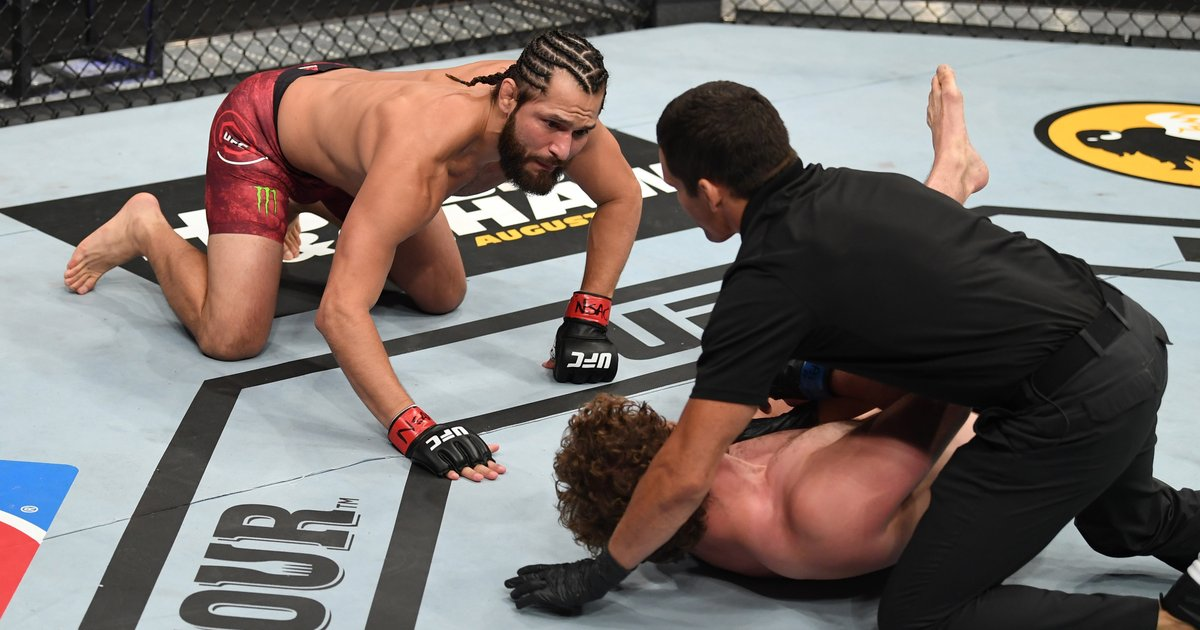 The Ben Askren - Jorge Masvidal feud isn't over quite yet - Askren