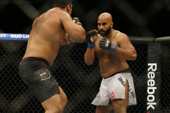 Arjan Bhullar signs a contract with ONE Championship! - Arjan Bhullar