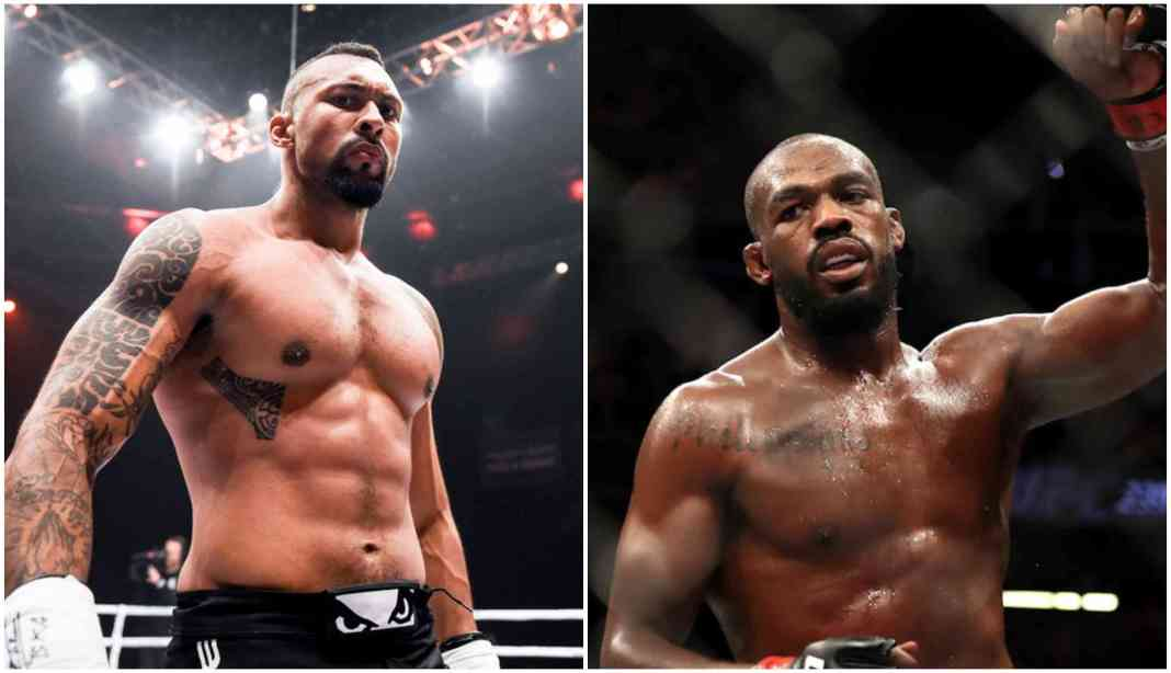Chi Lewis-Parry says Jon Jones would 'die' if he striked with him - Jon