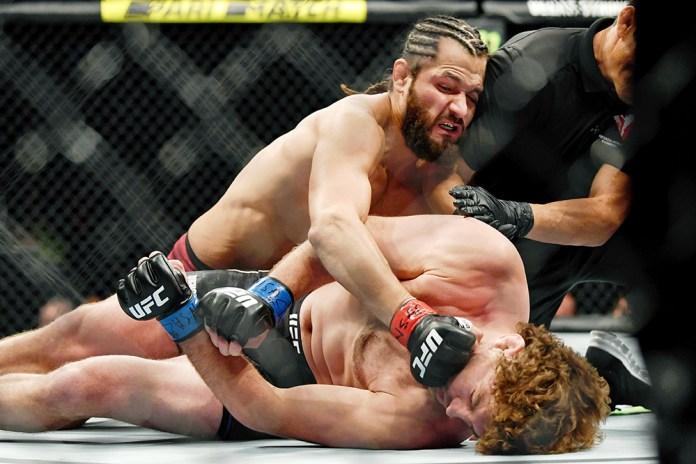 MMA: UFC 239-Masvidal vs Askren